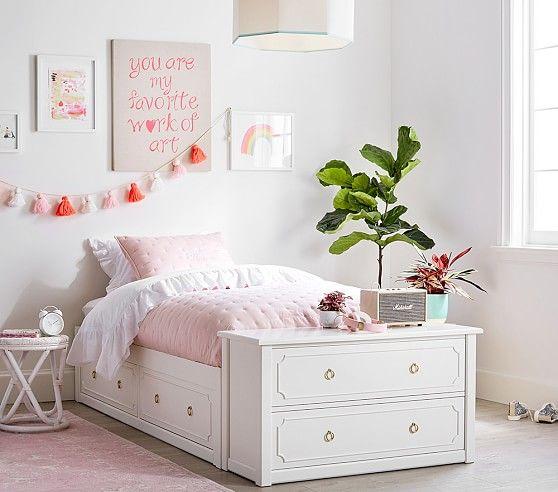 Ava Regency End Of Bed Dresser Rustic Bedroom Furniture Girls