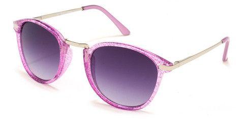 Castro Sunglasses- Fuschia Glitter $18