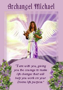 Oracle Card Archangel Michael | Doreen Virtue | official Angel Therapy Web site: