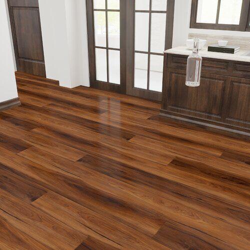 Kolten 7 X 48 X 12mm Hickory Laminate Flooring In 2020 Vinyl Plank Laminate Flooring Vinyl Flooring