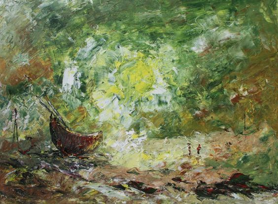 Acrylic Canvas 54 X 73