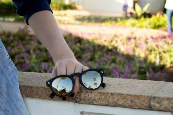 óculos redondo, óculos de sol, sun glasses