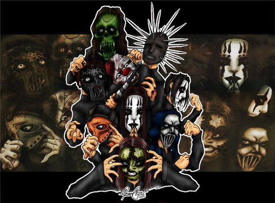 free shipping 5pcslot heavy metal music band joes scary mask toy cool halloween costume - Free Halloween Costume Catalogs