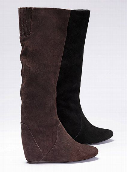 wedge boots colin stuart and colin o donoghue on