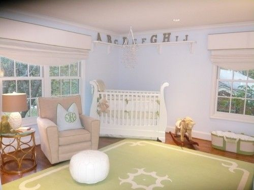 Soft & Subtle Animal Nursery by emiller529