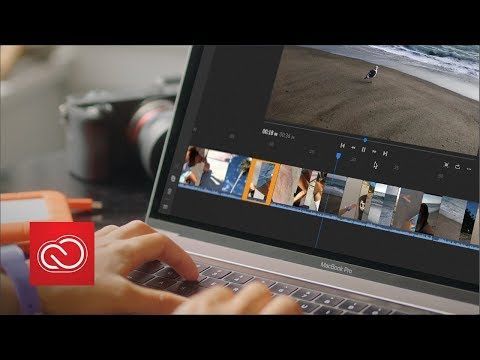New Video What S New In Premiere Rush Cc October 2018 Adobe Creative Cloud On Youtube Adobe Creative Cloud Video Editing Apps Adobe Premiere Pro