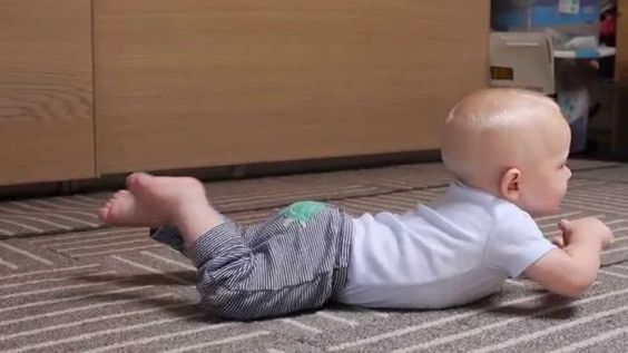 Tummy Time and Beyond