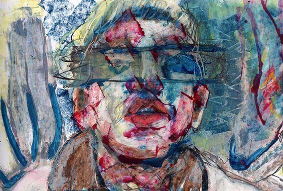 Retrato - http://redarte.com.ar/2013/07/retrato/ #RedArte #Art #Arte #Pintura