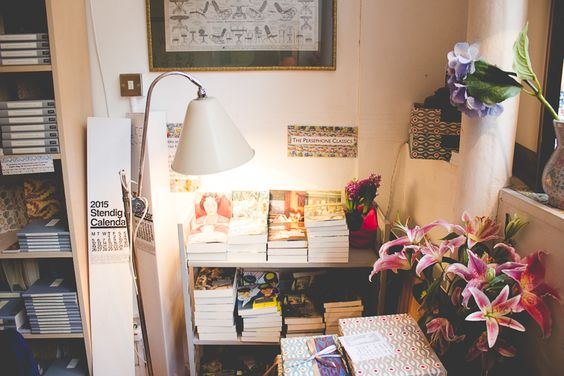 http://melinasouza.com/2015/05/18/persephone-books/  Melina Souza - Serendipity  <3  #Travel #Library #lLondon