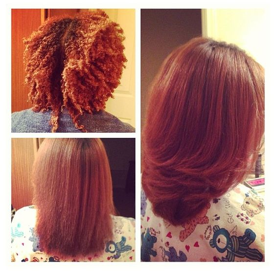 Brazilian Natural Hair Relaxer