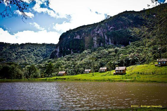 Estalagem Villa da Montanha - Urubici - SC - Brazil