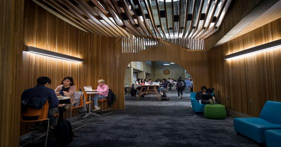 Reimagining the role of the library in the digital age: changing the use of space and navigating the information landscape - blogpost door de directeur Keith Webster van Carnegie Mellon University's bibliotheek