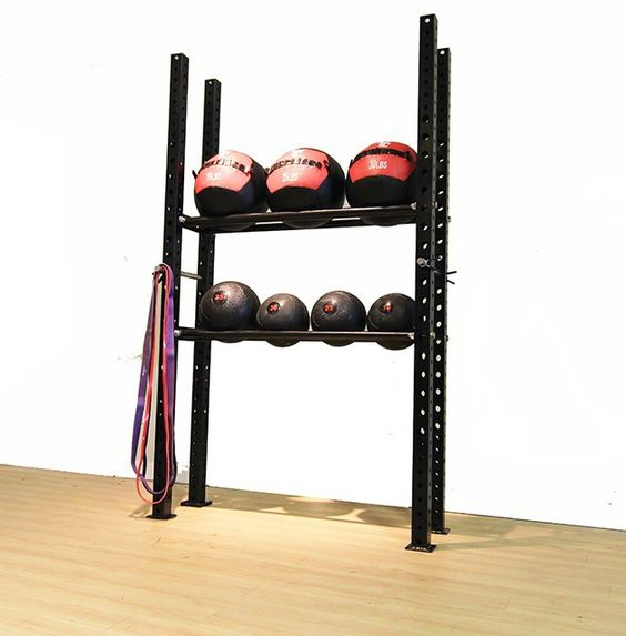 Training Camp Infinity Storage 4 Foot 2 Tier   Fitness Equipment For My  Future Gym   Pinterest