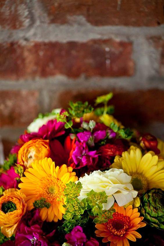 Jeremy Patlen: bouquet de mariage septembre 2013
