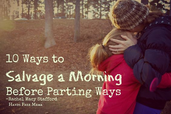 10 Wege, einen katastrophalen Morgen zu einem guten Morgen zu machen