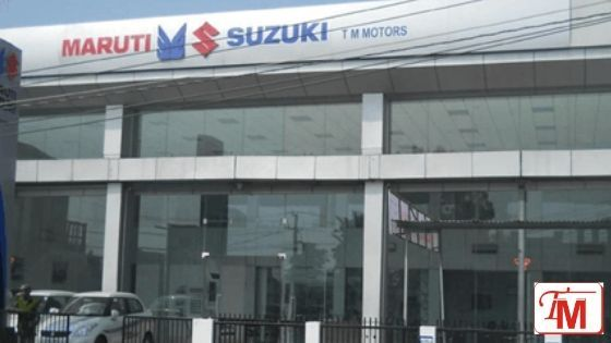 Suzuki showroom near me