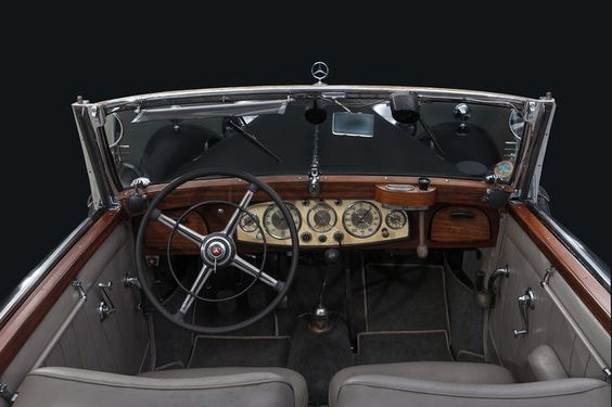 Mercedes-Benz 500K Cabriolet C