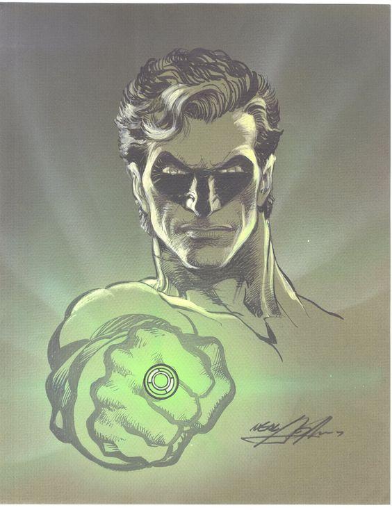 Green Lantern •Neal Adams