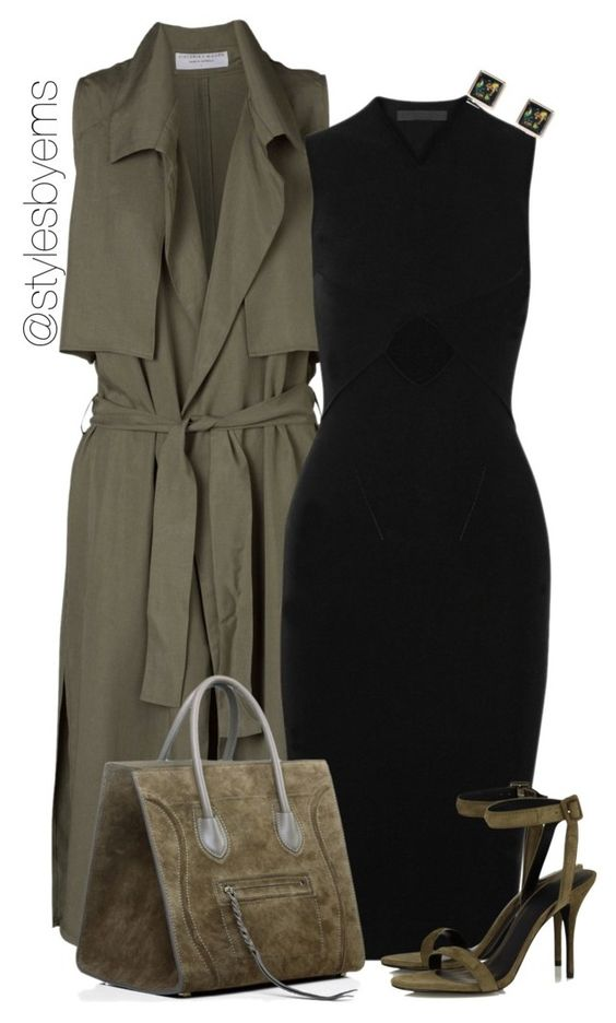 """""""Untitled #365"""" by emsdash ❤ liked on Polyvore featuring Alexander Wang and River Island"""