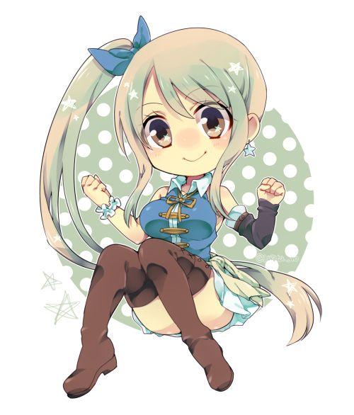 Chibi - (page 2) - Hey Mangas !