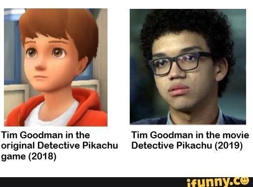 Tim Goodman In The Tim Goodman In The Movie Original Detective