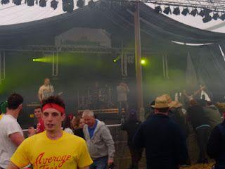Kickback crowd at Lakefest 2012