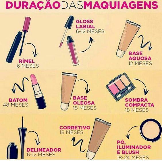#Make #Maquiagem #Duração #Durabilidade