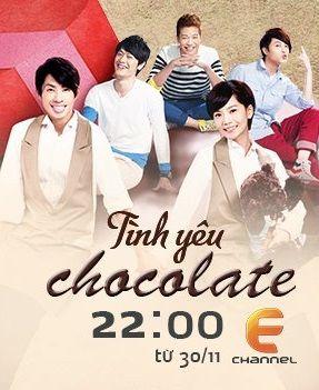 Xem Phim Tình Yêu Chocolate - Socola Tình Yêu