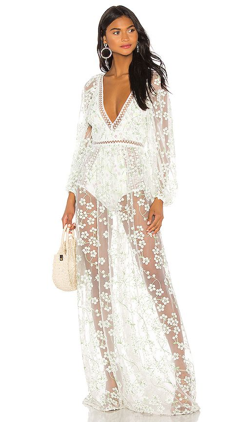 For Love Lemons Eclair Maxi Dress In Ivory Floral Revolve Maxi Dress Dresses Style Maxi Dress Explore maxi dresses at forever 21! for love lemons eclair maxi dress in