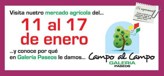 Separa la fecha para el próximo #mercadoagricola. #puertorico