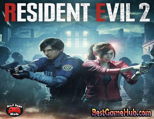 Resident Evil 2 Repack High Compressed Game Free Download