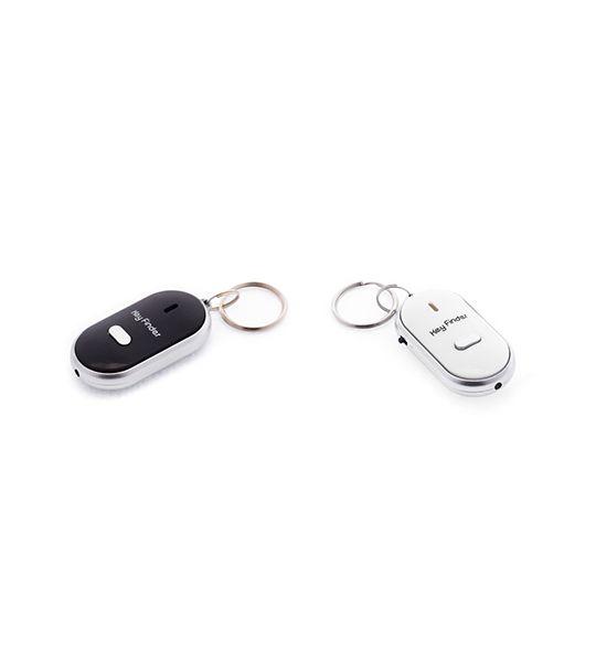 Брелок для поиска ключей, отзывающийся на свист (с фонариком) купить в магазине armored.com.ua