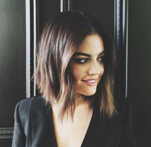 Celebrity long Inverted Bob Haircuts - http://beaute-coiffures.com/celebrity-long-inverted-bob-haircuts/