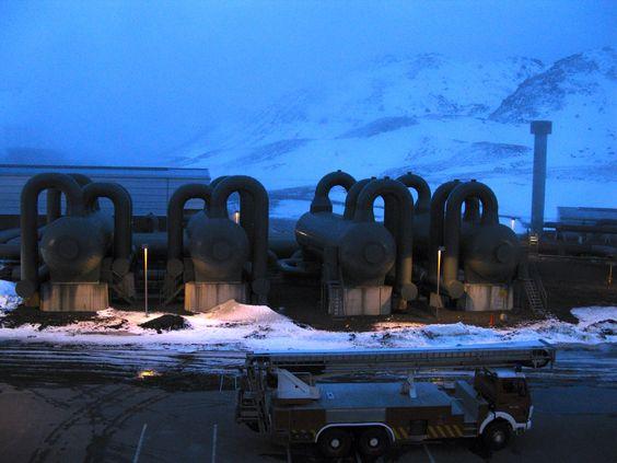 Geothermal magic!