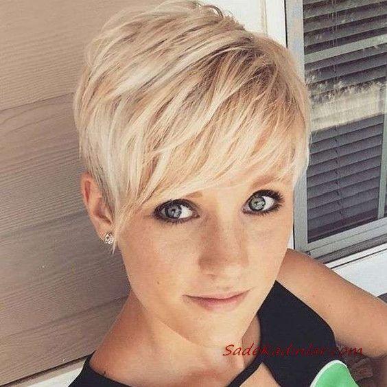 2020 Bayan Kisa Sac Modelleri Ve Kesimleri Kisa Sac Kadin Kisa