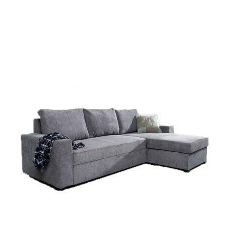 Thelen Reversible Corner Sofa Bed 17 Stories Corner Sofa Sofa