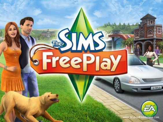 The Sims™ FreePlay v5.11.0 Apk [Mod Money] Android Game