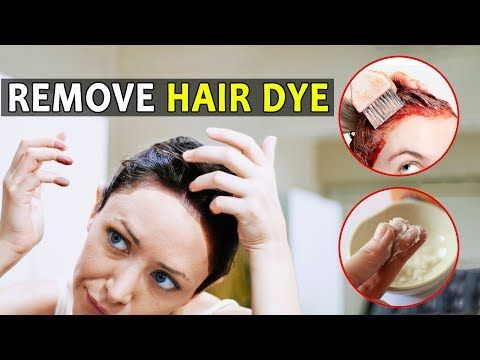 How To Remove Hair Dye From Skin Around Hairline Hair Dye Removal Remove Permanent Hair Dye Dyed Hair