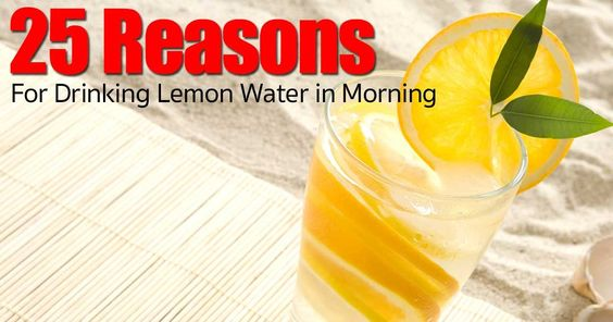 Lemon water benefits 82711