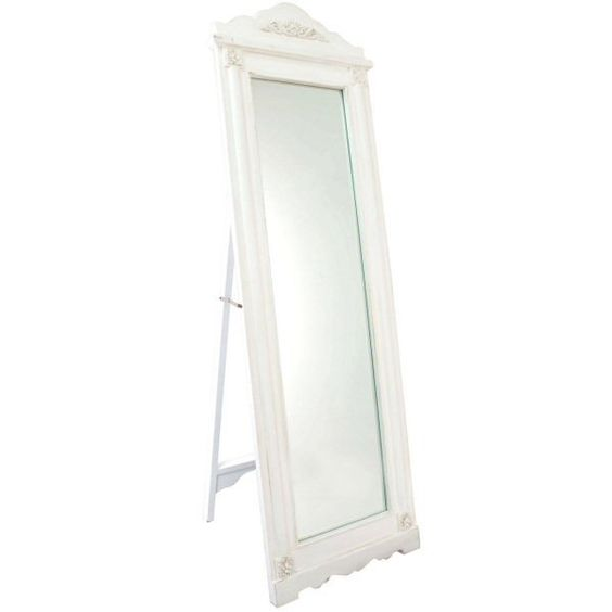 Pinterest the world s catalog of ideas for White long standing mirror