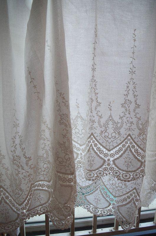i tessuto di pizzo di cotone bianco tessuto di di WeddingbySophie