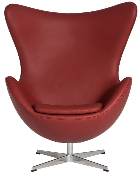 Egg Chair - this comes in various finishes
