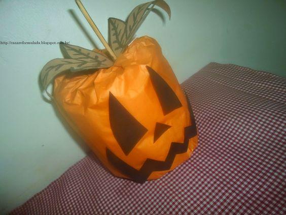 CASA REFORMULADA : Halloween