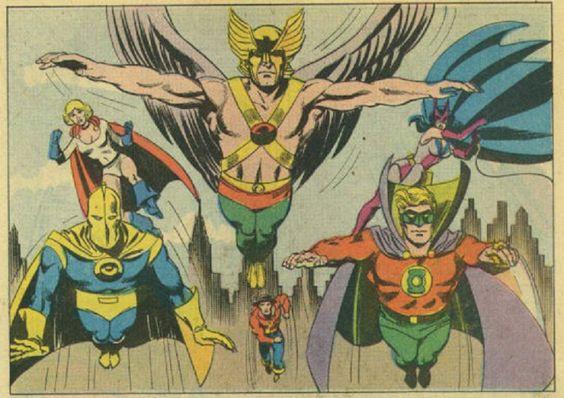 Justice Society of America   books comic books