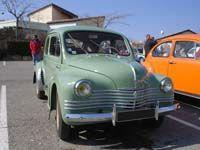 Voitures anciennes Renault