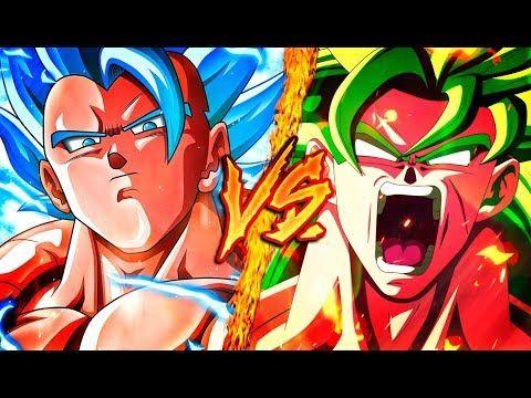 Gogeta Vs Broly Combates Mortales De Rap Jay F Ft Bth Games Youtube Rap Anime Artist
