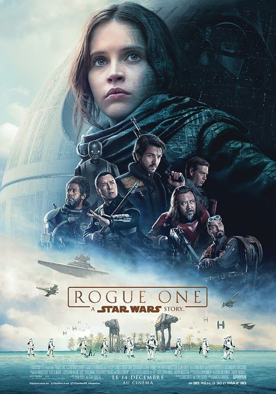 rogue one poster | Critique de : Rogue One – A Star wars Story – Zickma