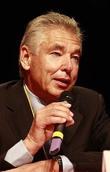 Peter Brabeck.Letmathe Groupe Nestlé