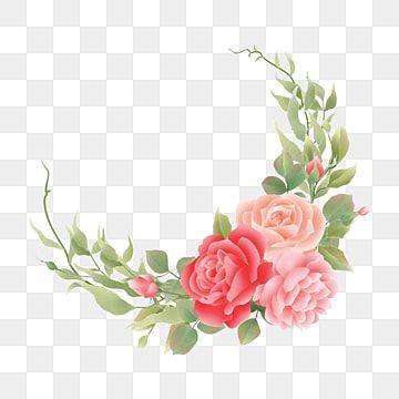 Rose Flower Vector Png