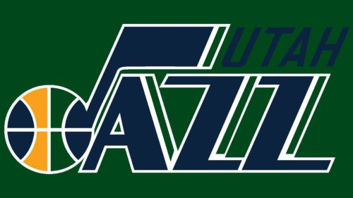 In Contrast To The Comparatively Logos Utah Jazz Logo Color